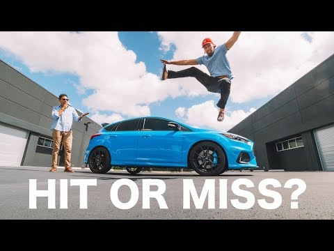 2018 FORD FOCUS RS SOMETHING TO LOVE?