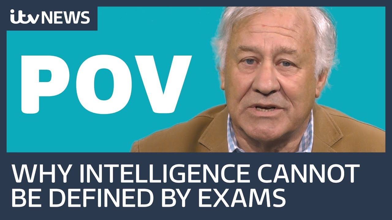 'Exams can't measure intelligence' | ITV News