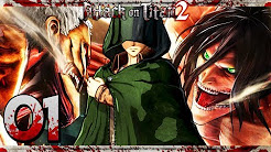 LET'S PLAY | Attack on Titan 2