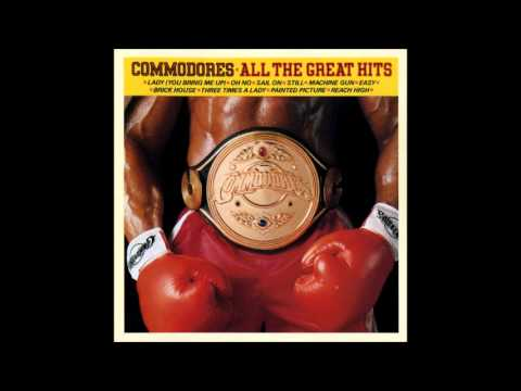 COMMODORES - All The Greatest Hits 1982 ( CD FULL ! )