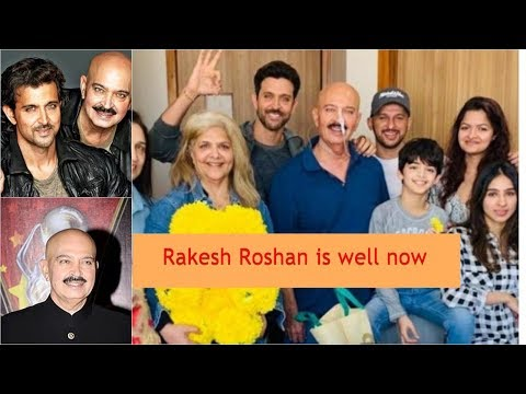 Hrithik Roshan and family all smiles post Rakesh Roshan's cancer surgery Mp3