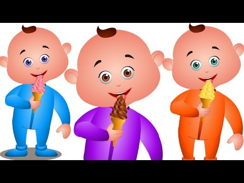 Five Little Babies Eating Icecream & Many More | Nursery Rhymes Collection | JamJammies Kids Songs