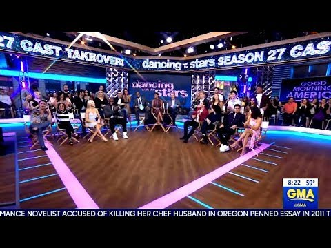 Full DWTS Season 27 Reveal (GMA)