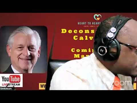 A MUST WATCH. Deconstructing Calvinism- with Dr David Bernard, Head of UPCI – Monday, May 3, 2021