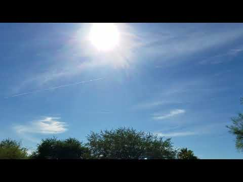 Death is in the air 2017! Tucson Chemtrails. Real News Tucson 10/20/2017