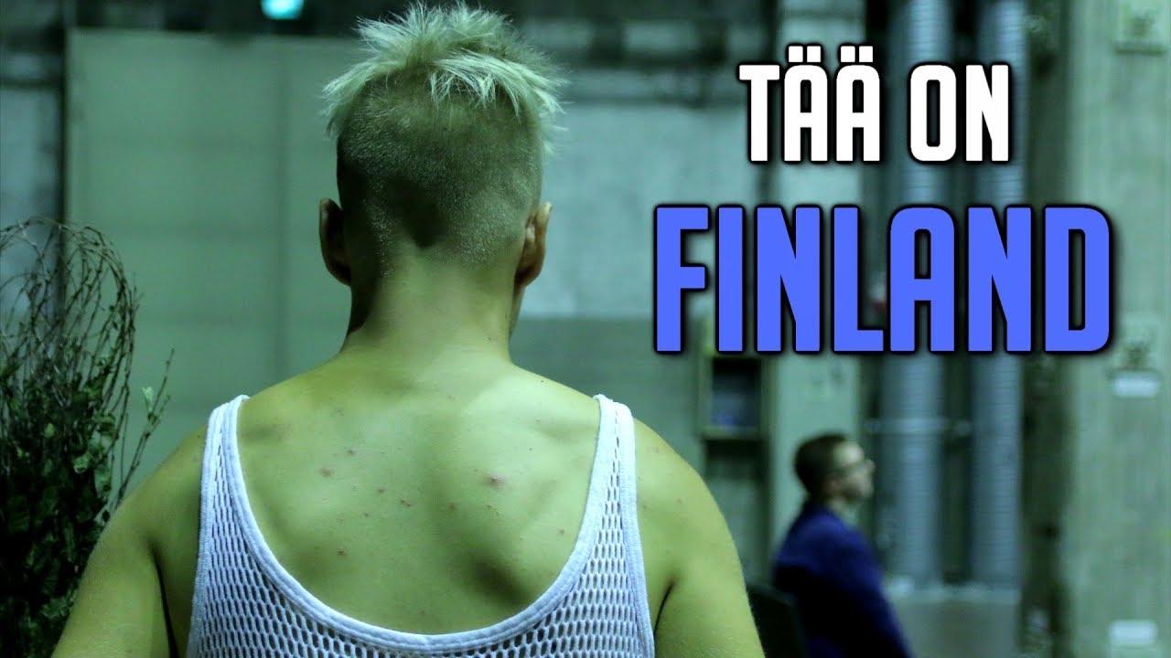 TÄÄ ON FINLAND (This is America Parodia) - Miskan Touhutuokio