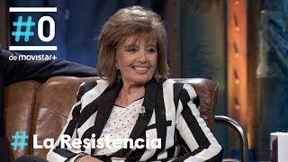 LA RESISTENCIA - Quequé feat. María Teresa Campos   #LaResistencia 23.10.2019