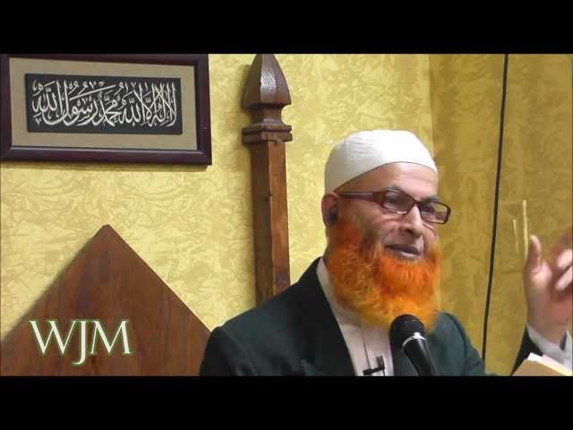 EZ-Pass to Jannah | Kuthbah 12/6/13 | Sheikh Abusayeed Amin Travel Video