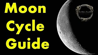 Elder Scrolls Online Console Edition - MOON CYCLE GUIDE - HOW TO FIND VAMPIRES AND WEREWOLVES