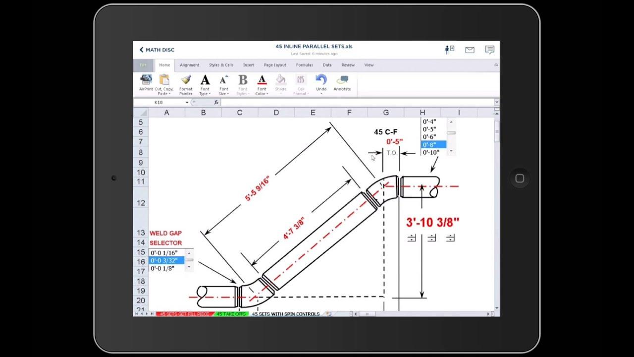 pipefitter math youtube rh youtube com Printable Worksheets GED Test pipefitter apprentice test study guide