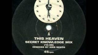 Love And Rockets - This Heaven (Secret Knowledge Mix)