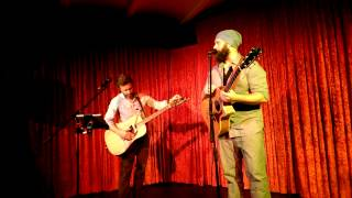 Jason Manns & Rob Benedict - Stowaway Part 2 - Frankfurt 7/2-15