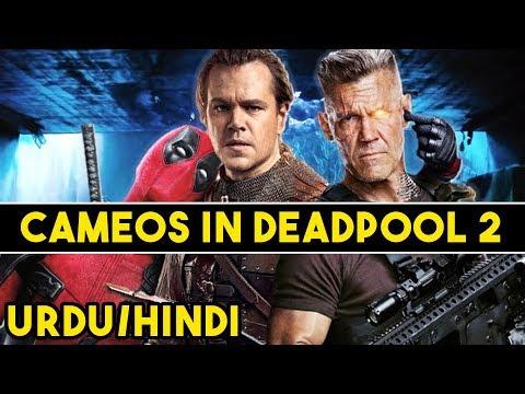 [URDU/HINDI] Deadpool 2 Major Cameos You Missed in Movie