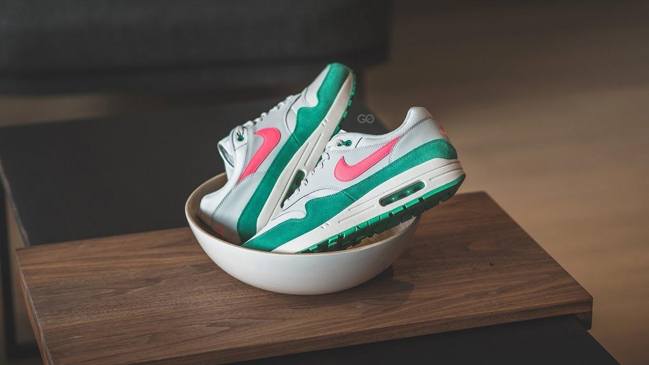 air max 1 watermelon