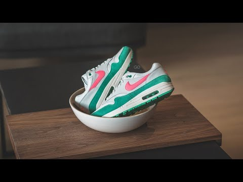 "Review & On-Feet: Nike Air Max 1 ""Watermelon"""