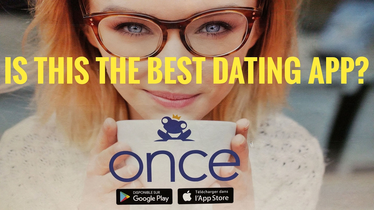 awesome dating app intro