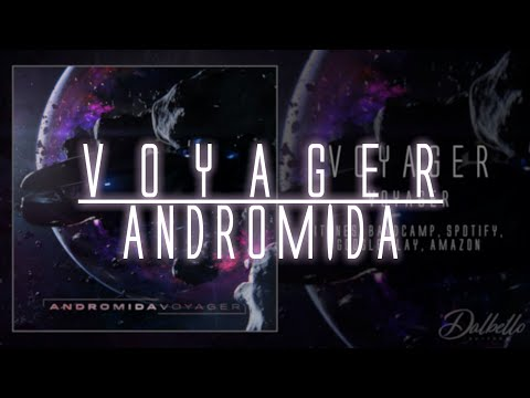 Andromida - Voyager / FULL ALBUM STREAM // Progressive Metal