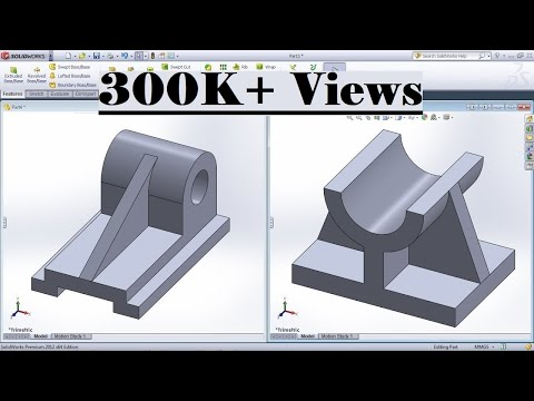 SolidWorks Practice Exercises