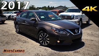 2017 Nissan Altima 2.5 SL - Detailed Look in 4K