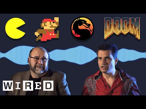 Classic Video Game Sounds Explained by Experts (1972-1998) | Part 1 | WIRED