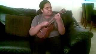 i-m yours -  vaughan on the ukulele