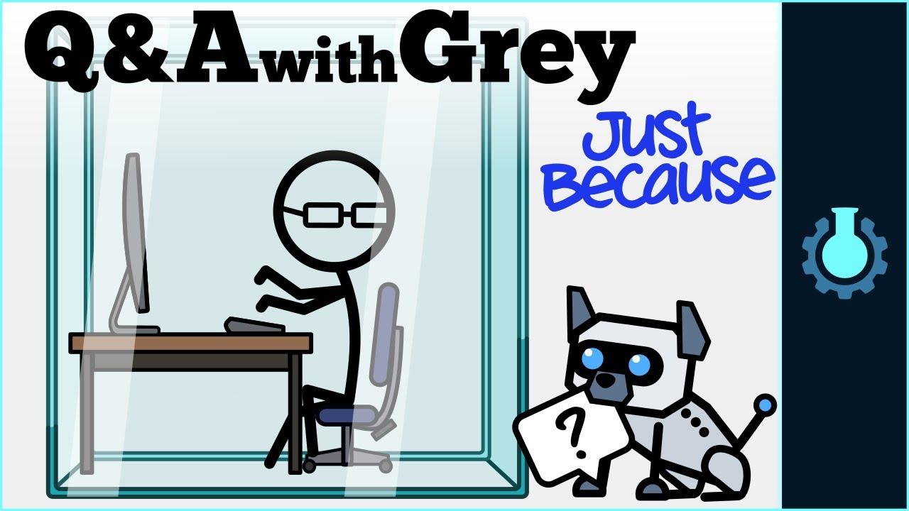 Download Q&A With Grey: Just Because Edition