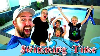 We Found a Pool Under Our House! Mr. E Mansion House Tour! / The Beach House