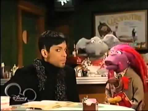Muppets Tonight   S2 E1 P2 3   The Artist Formerly Known As Prince
