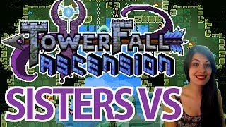 Towerfall: Ascension Multiplayer - Versus Gameplay!