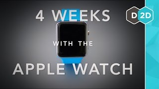 "A month with the Apple Watch - My 4 week ""review"""