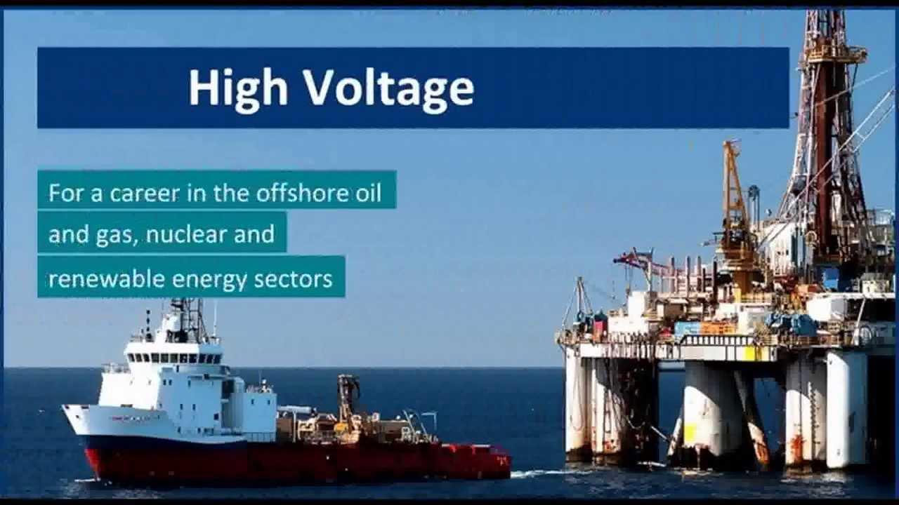 High Voltage Safety Training : Marine high voltage safety course