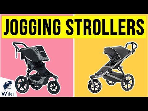 10 Best Jogging Strollers 2020