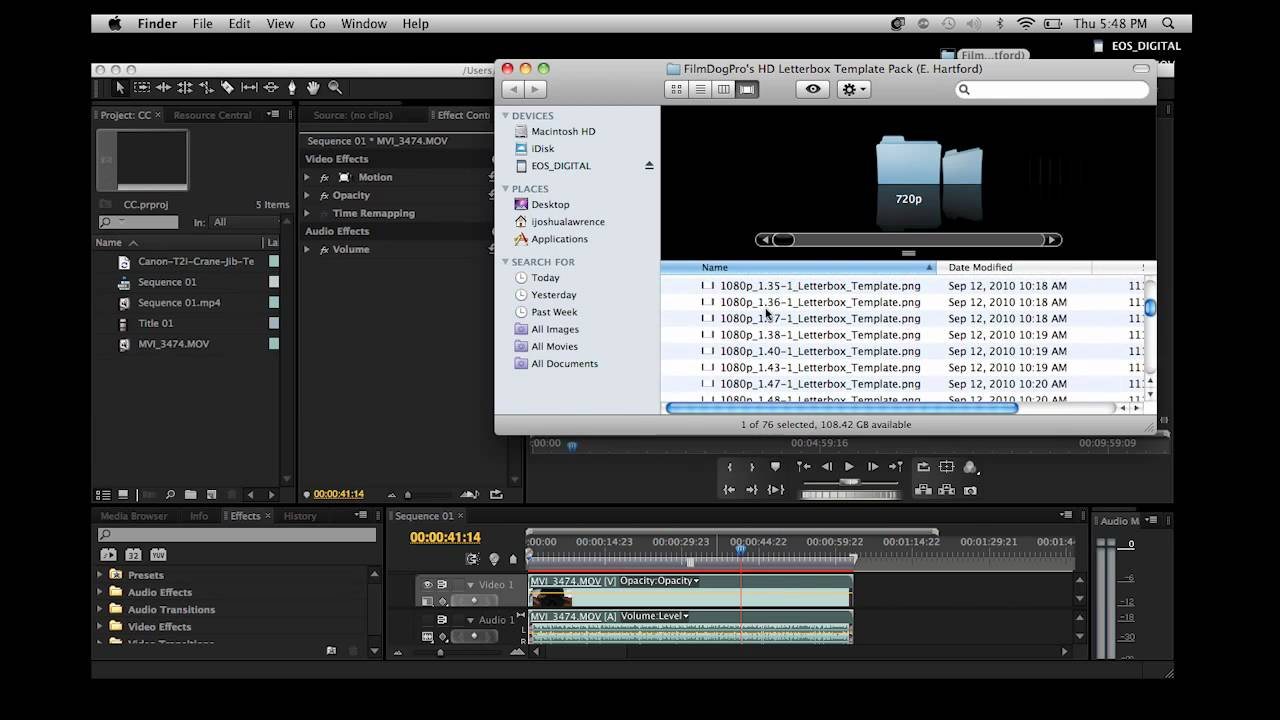 Adobe premiere pro cs5 how to letterbox your footage youtube adobe premiere pro cs5 how to letterbox your footage spiritdancerdesigns