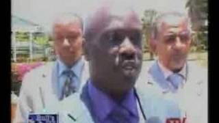 Kenya Political Satire NTV 260908