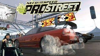 Дрэг схватки на Charger R/T Supra 240SX Need for Speed: ProStreet