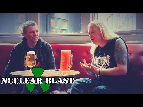 MEMORIAM - Karl and Frank discuss the vocals on the new album (OFFICIAL TRAILER)