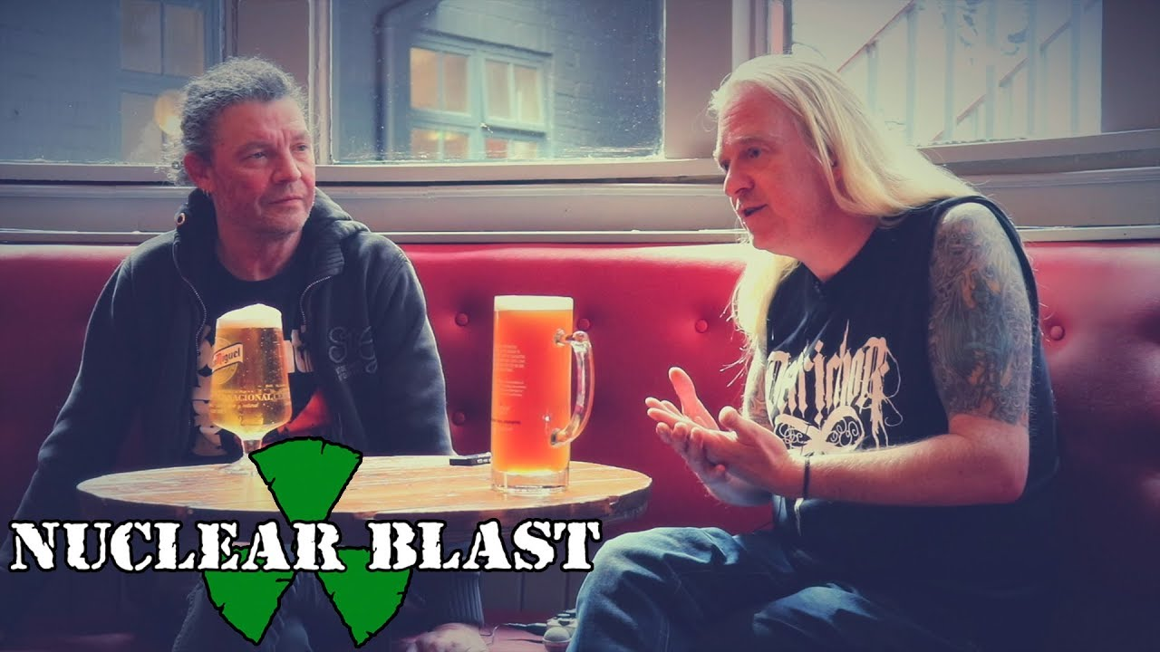 MEMORIAM — Karl and Frank discuss the vocals on the new album (OFFICIAL TRAILER)