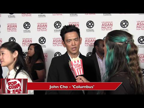 LAAPFF 2017 - John Cho - 'Columbus'