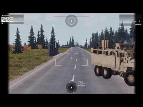 Tank Commanding