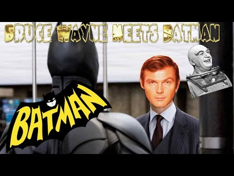 Batman Meets Bruce Wayne | Batman 1966