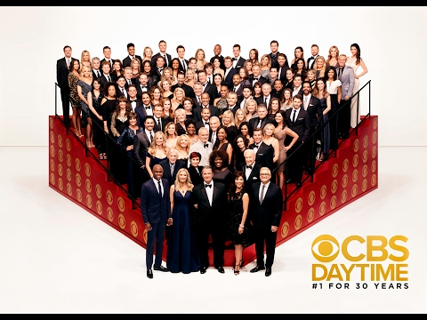 Epic CBS Daytime Class Photo Celebrating 30 Years at #1