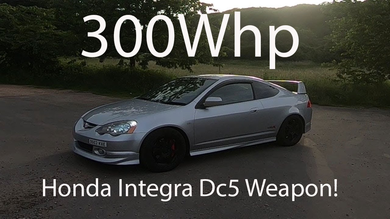 300whp Supercharger Honda Integra Dc5 Type R Review Weapon Youtube