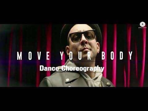 Move Your Body | Badshah | Dj Shadow | Dance Cover (regular Routine)| Sean Paul