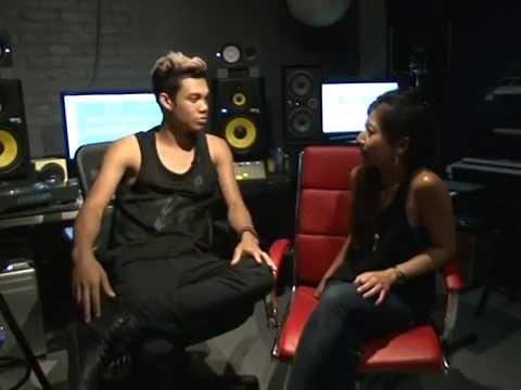 RO SHON Interview - In the studio with Roshon Fegan!