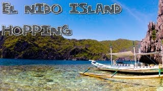 El Nido Island Hopping (Palawan, The Philippines)