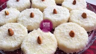 Bardak Tatlısı Tarifi |  Sultan Lokumu | Tadimiztuzumuz