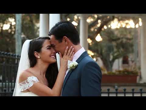 Tayla + Daniel | Treasury on the Plaza | St. Augustine Wedding Venue