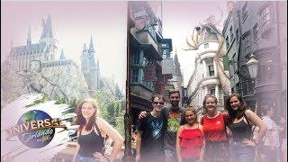 Universal Studios Vlog   DCP   Disney Cultural Exchange Program   Ellen Frances