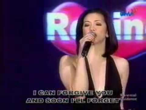 Almost Over You (Highest Version) - Regine Velasquez