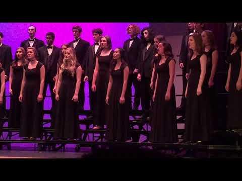 RHS Chamber Choir 2017 - Dashing Through The Snow